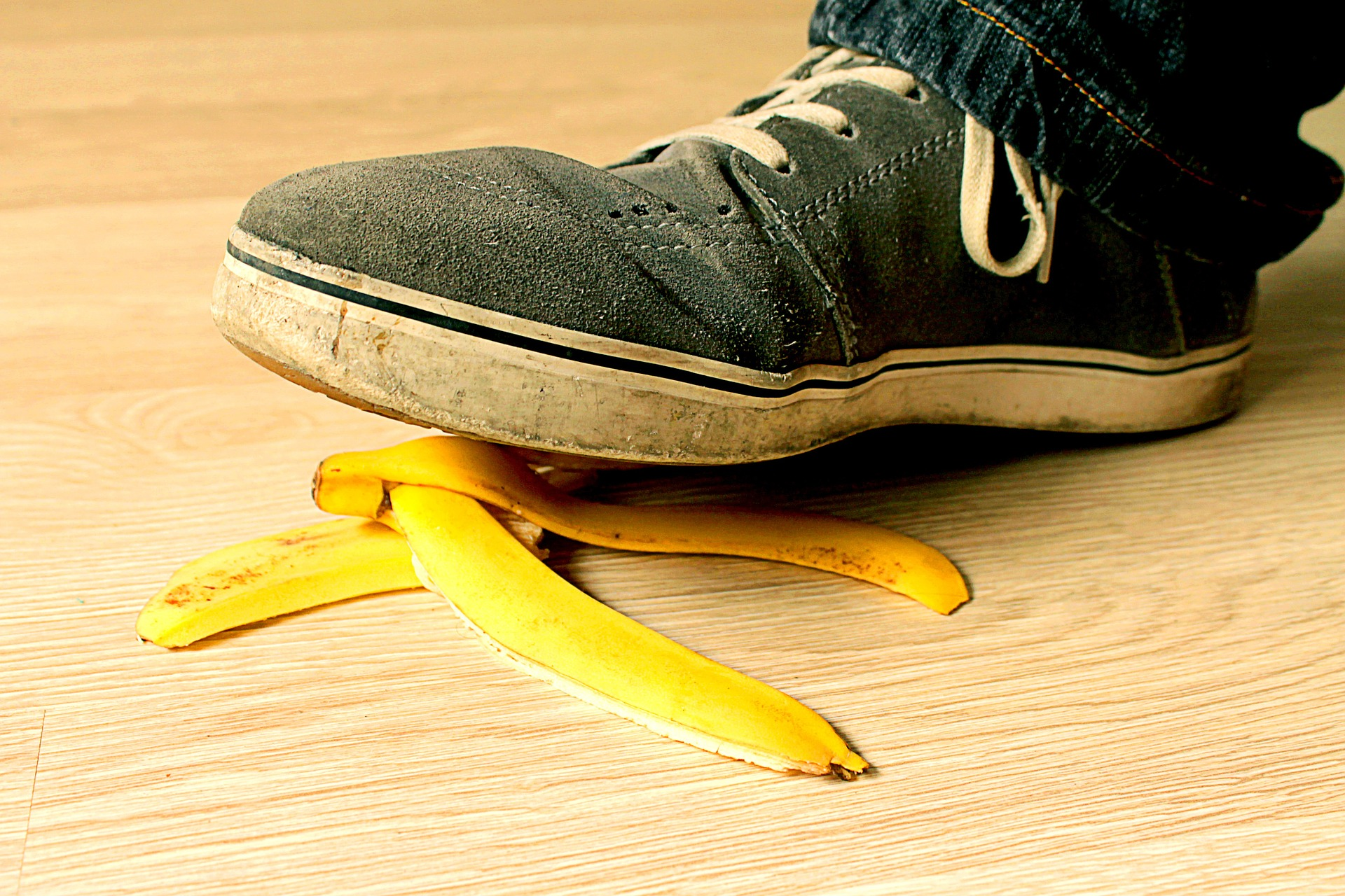 Slip and Fall Accidents: When a Banana Peel Can Cost Big Bucks