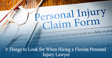 Florida Personal Injury Lawyer