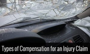 Compensation for a Personal Injury Claim
